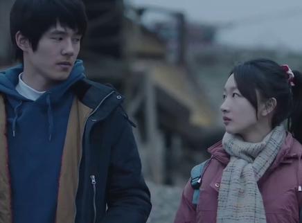 """《平原上的摩西》定档12月24日 周冬雨刘昊然相约""""我等你"""""""
