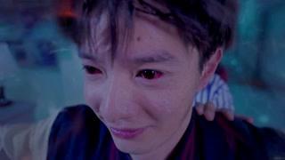 《灵魂摆渡2》刘智扬的这双眼睛快把我融化了