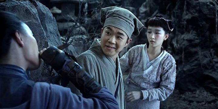 江湖恩怨儿女情长 CCTV6电影频道5月15日20:15播出《奇门遁甲》