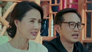 《西京故事》罗天福和淑惠之间看得见的情感 感动了身边所有人