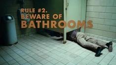 """僵尸之地 电视宣传片""""Rule 2 - Beware of Bathrooms"""""""