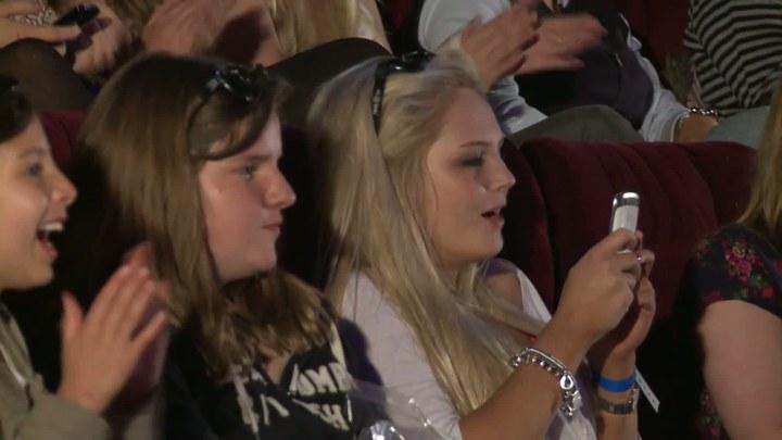 凯蒂·派瑞:这样的我 花絮: London Screening