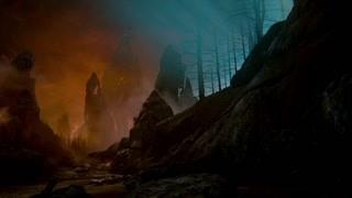 神秘蓝光笼罩草鸮之地 守卫者们被困