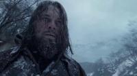 《荒野猎人》 小李子近身搏杀汤姆哈迪血染雪地