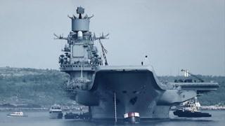 俄罗斯海军唯一的航空母舰? 库兹涅佐夫号最后竟卖给了中国