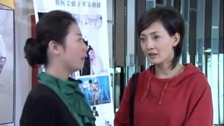 《完美婚礼》田可馨帮韩梦洁和莉莉选婚纱