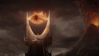 魔戒被成功毁灭 邪眼开始湮灭