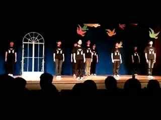 手语舞视频《传说》励志手语舞大全