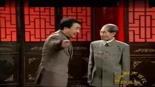 姜昆李文华相声《霸王别姬》