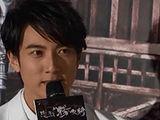 """《忠烈杨家将》香港首映 """"白马王子""""齐登场"""