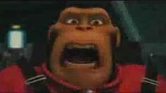 太空黑猩猩 预告片1