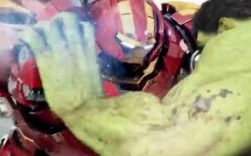 《反浩克装甲VS浩克》饭制大片 自制动画堪比电影