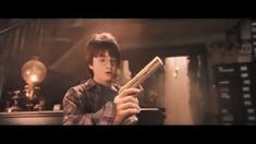 哈利波特与魔法石 魔杖换成枪