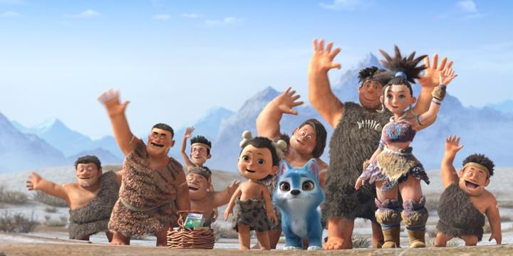 《熊出没·原始时代》湖南方言版预告片