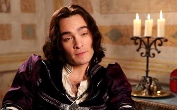 《罗密欧与朱丽叶》中文特辑 皇家妆容高贵典雅
