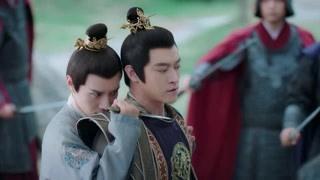《月上重火》太子劝鲁王回东都听候发落 鲁王疯疯癫癫挟持了太子