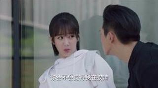 杨紫看比赛,被韩商言误会喜欢队员,结果尴尬了#亲爱的热爱的 #李现 #杨紫