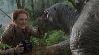给恐龙拍照片竟是这个结果