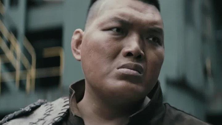 铁甲狂猴之亡命雷霆 预告片2