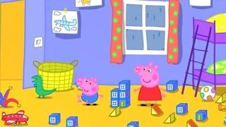 小猪佩奇 第3季 小兔理查德来玩 精华版