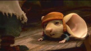 小老鼠被耗子抓住