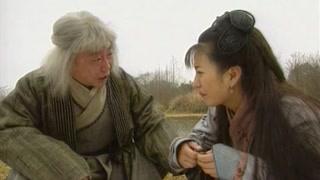 《侠女闯天关》武妈想比陆剑萍杀自己 动不了手啊