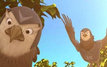 《疯狂丑小鸭》终极预告 丑小鸭丑小八顽皮搞怪