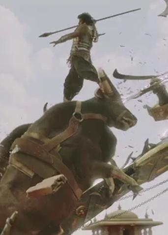 《巴霍巴利王2:终结》终极预告 传奇史诗巨制代表另一种印度电影