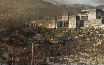 《法老与众神》精彩片段 蝗虫瘟疫来袭侵袭全城
