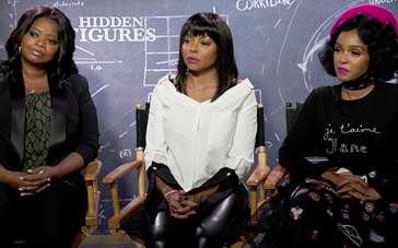 《隐藏人物》特辑 三女主讲述女科学家心路历程