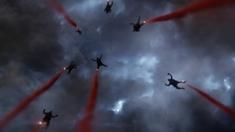 哥斯拉 片段之Halo Jump