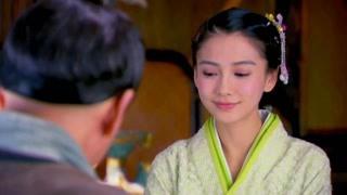 《大汉情缘之云中歌》Angelababy笑容甜美,好想展翅带你飞