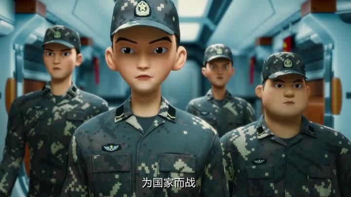 士兵顺溜:兵王争锋 预告片
