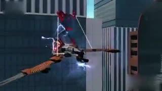 热门手游评测视频 手机游戏《超凡蜘蛛侠2》宣传片手游评测视频