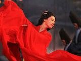 铜雀台 主题曲《等雪来》 刘亦菲因戏唱到落泪