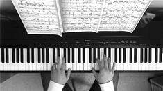 主题曲钢琴演奏版