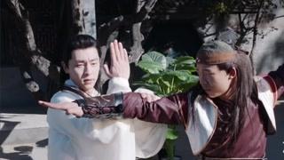 郝泽宇在剧组依旧被彭永康刁难 一场打戏拍好几遍
