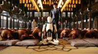 《人类灭亡报告书》小伙到寺庙维修机器人,去了却发现,被维修机器人竟独自顿悟成佛