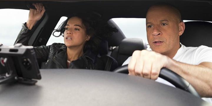 《速度与激情9》发布30s电视预告