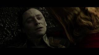 洛基为救索尔献身  死在哥哥的怀里一切都值了