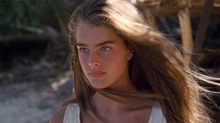 女主因美貌出众成为电影主角