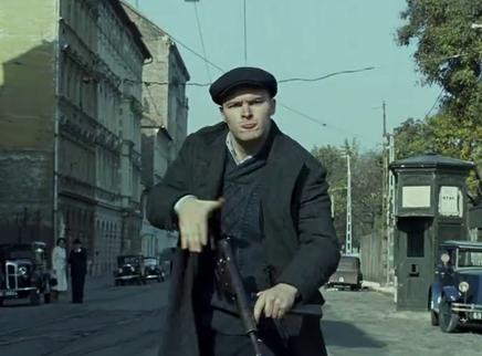 《刺杀盖世太保》终极预告 真实还原纳粹头领遇刺事件