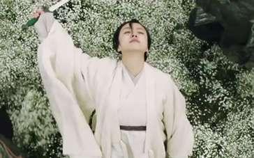 《侠女:剑的记忆》精彩片段 全度妍施展优雅剑术