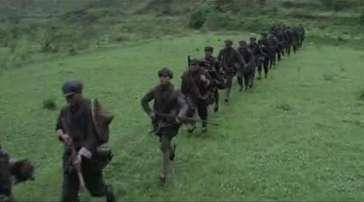 《生死96小时》全长预告  红军小分队特殊使命