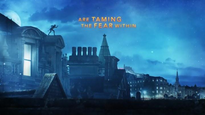 猫 MV2:Taylor Swift演唱《Beautiful Ghosts》歌词版