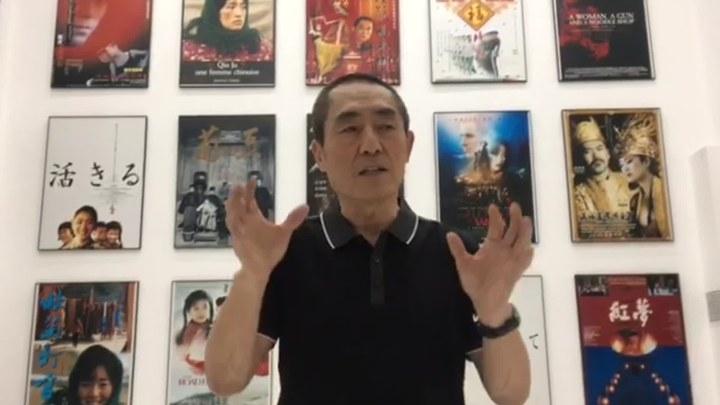 天梯:蔡国强的艺术 其它花絮1:张艺谋推荐特辑 (中文字幕)
