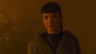 《银翼杀手2049》黑长直还带齐刘海儿的小姐姐不敢惹啊