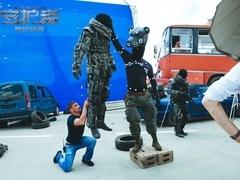《守护者:世纪战元》制作特辑 一探电影幕后艰辛