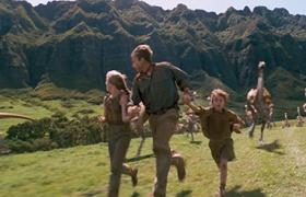 【侏罗纪公园】看点 恐龙种族追逐 弱肉强食