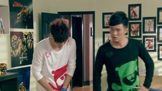 《爱情公寓3》曾小贤要给关谷差评  没有金箍棒就别穿小短裙
